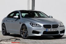 2014 BMW M6 Gran Coupe / 2014 BMW M6 Gran Coupe....Complete Images