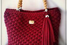 borse uncinetto - bags crochet