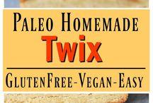 Vegans twix