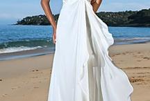 Sheath/Column Wedding Dresses