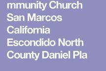 Church, Religious Institution, San Marcos, CA