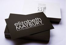 Business Cards Design Ideas / Design Ideas for Business Cards