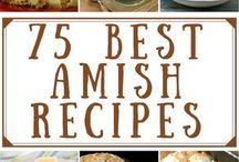 Amish food