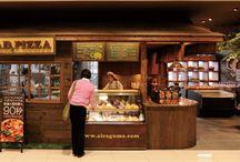 Japan Bakery  shop design