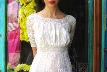 Folk Vintage Bride