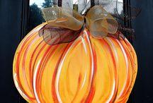 Pumpkins / by Stephanie Evans