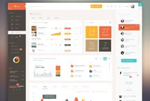 #Dashboard Concepts / Need a #dashboard for overview? Get it here