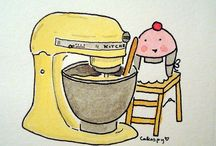 The Kitchen Aid / Our Favourite baking partner