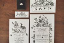 Fig, Lilac, Plum Wedding