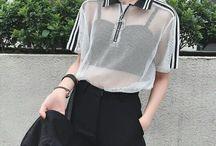 outfits universidad