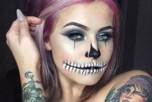 makeup ideas halloween