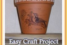 Craft & DIY: Assorted projects / Assorted crafty projects and diy