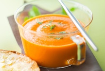 Velvety soups