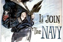 Navy / by Jaq Poteet