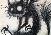terrifying creatures
