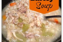 Soups and Stews  / by Felicia :)