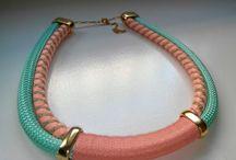 *Rope jewellery*