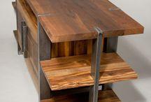 Steel + Wood