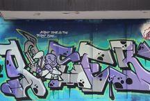 Street art | Arte urbana / A melhor arte urbana | The best street art around the world