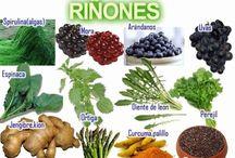 Alimentos que limpian riñon