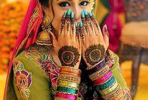 Indická móda
