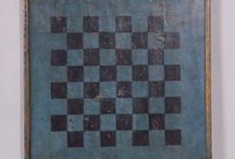 Antique/Reproduction Game Boards