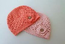 Crochet - Gorros, Bufandas, Mitones
