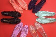 gorgeous jelly shoes / mis zapatos favoritos