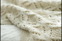 Knitting Inspiration / Knitting patterns, stitches, textiles and other knitting-related inspiration