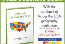 Homeschool-US Geography