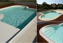 bazénové záhrady