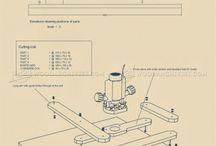 routeur pantographe