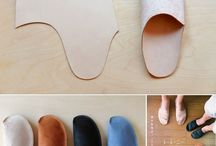make slippers