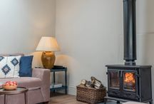 Holiday Cottages With A Real Fire / Holiday Cottages In The Heart Of Snowdonia WIth a Real Fire