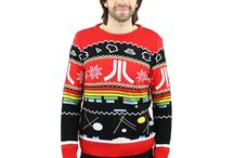 Atari / God may have created man but it was Atari that created video gaming, and what a fine job they did. Here is our selection of official Atari merchandise and gifts. So have a look and keep it retro with our cool range of Atari gifts & accessories including key rings, stylish wallets and socks. Or maybe you're feeling festive and fancy a new Atari Christmas Jumper?
