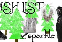 Holiday Wish List!