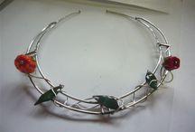 Beautifull jewellery from....... / Pinterest foto's van sieraden van anderen