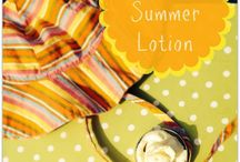 DIY Potions & Lotions / by Christina Wise