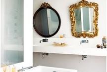 home: bathroom / by auderei tehmoko