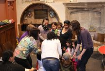Community / Our busy #Community life at All Saints, Kingston