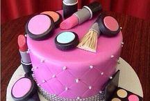 Make - up cake