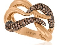 LeVian / The only true Chocolate Diamond!