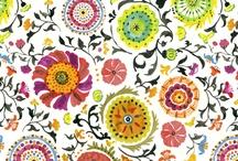 Fabrics / by Kara Sevgi