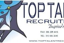 Top Talent Recruitment Open Vacancies