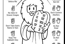 Bible Fun! / Fun ways to teach the Bible to our kids!