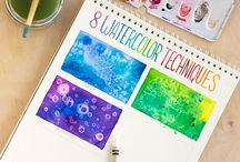 Handmade: Watercolor