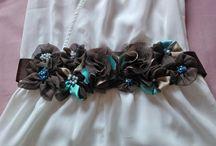 Cinturones / Cinturones textiles, con diversos materiales ideales para complementar tu vestuario.