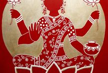 India - paintings