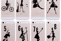 Human pattern case / Human Pattern Case for iPhone 5/5s