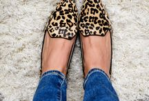 Chic Shoes / All our favorite shoes, including colorful sandals, cute heels, comfortable wedges, and fun flats